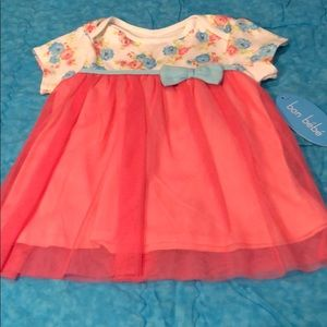 Non Bebe 24M floral and Tulle dress